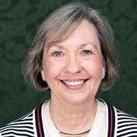 Headshot of Kathy E. Hargis